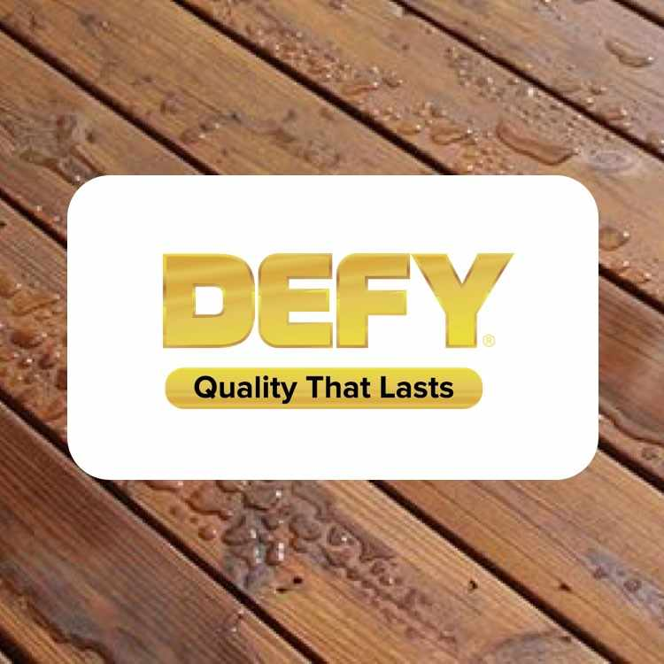 More info about Defy deck stains