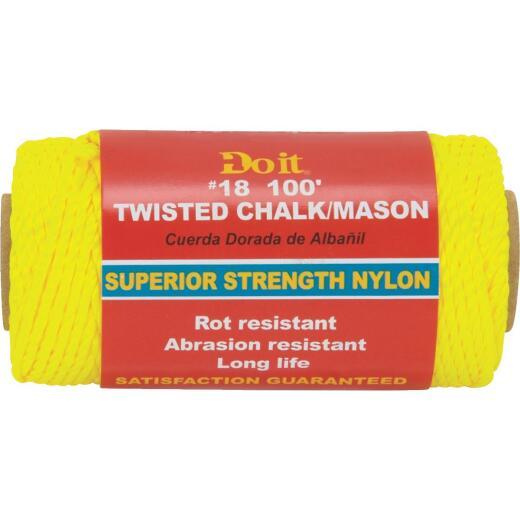 Chalk Reels & Mason Line