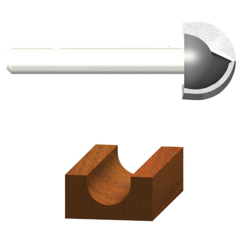 Vermont American Carbide 1/4 In. Corebox Bit Image 1