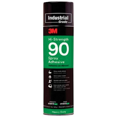 3M Hi-Strength 90 16.6 Oz. Spray Adhesive