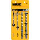 DeWalt Masonry Drill Bit Set (4-Pieces) Image 1
