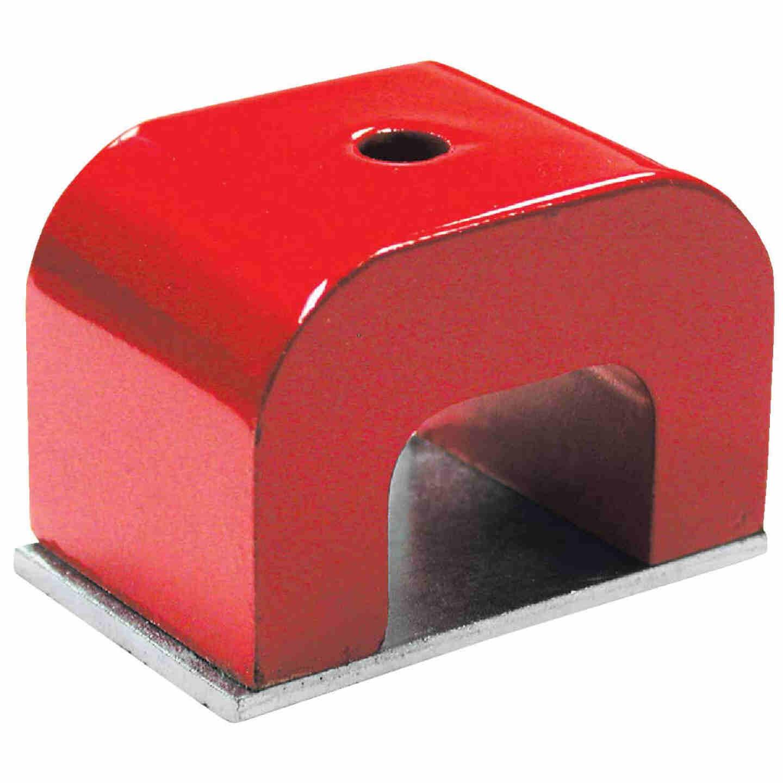 Master Magnetics 22 Lb. Horseshoe Alnico Power Magnet Image 1