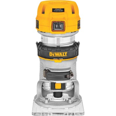 DeWalt 1-1/4 HP/7.0A 16,000 to 27,000 rpm Router