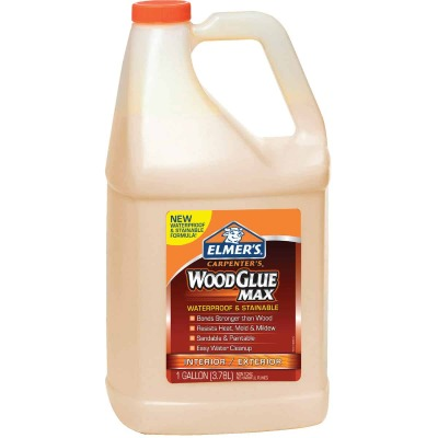 Elmer's Carpenter's 1 Gal. Wood Glue Max