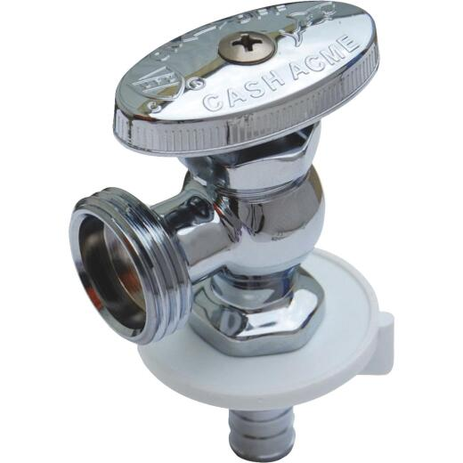 SharkBite 1/2 In. CFX x 3/4 In. MGH Angle Pex Stop Valve