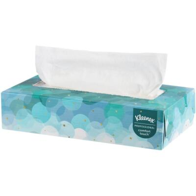 Kleenex Comfort Touch 100 Count 2-Ply White Facial Tissue (36-Pack)