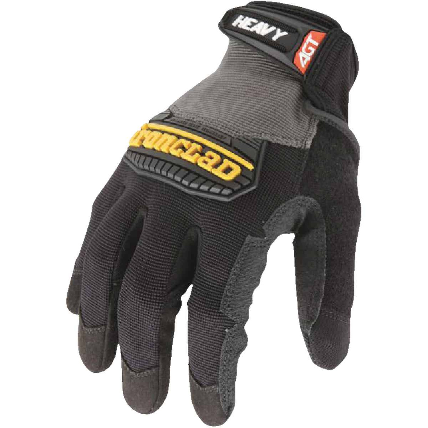 Ironclad Heavy Utility Men's Medium Synthetic Leather High Performance Glove Image 4